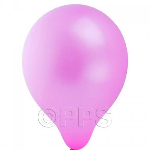 Party Balloons Pink 20pc/24