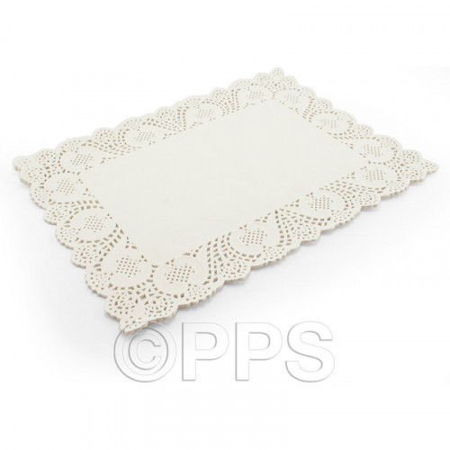 35cm Table Doyleys Rectangle 20pc/48