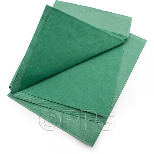 90 x 90cm Table Covers Paper Green 2pc/48